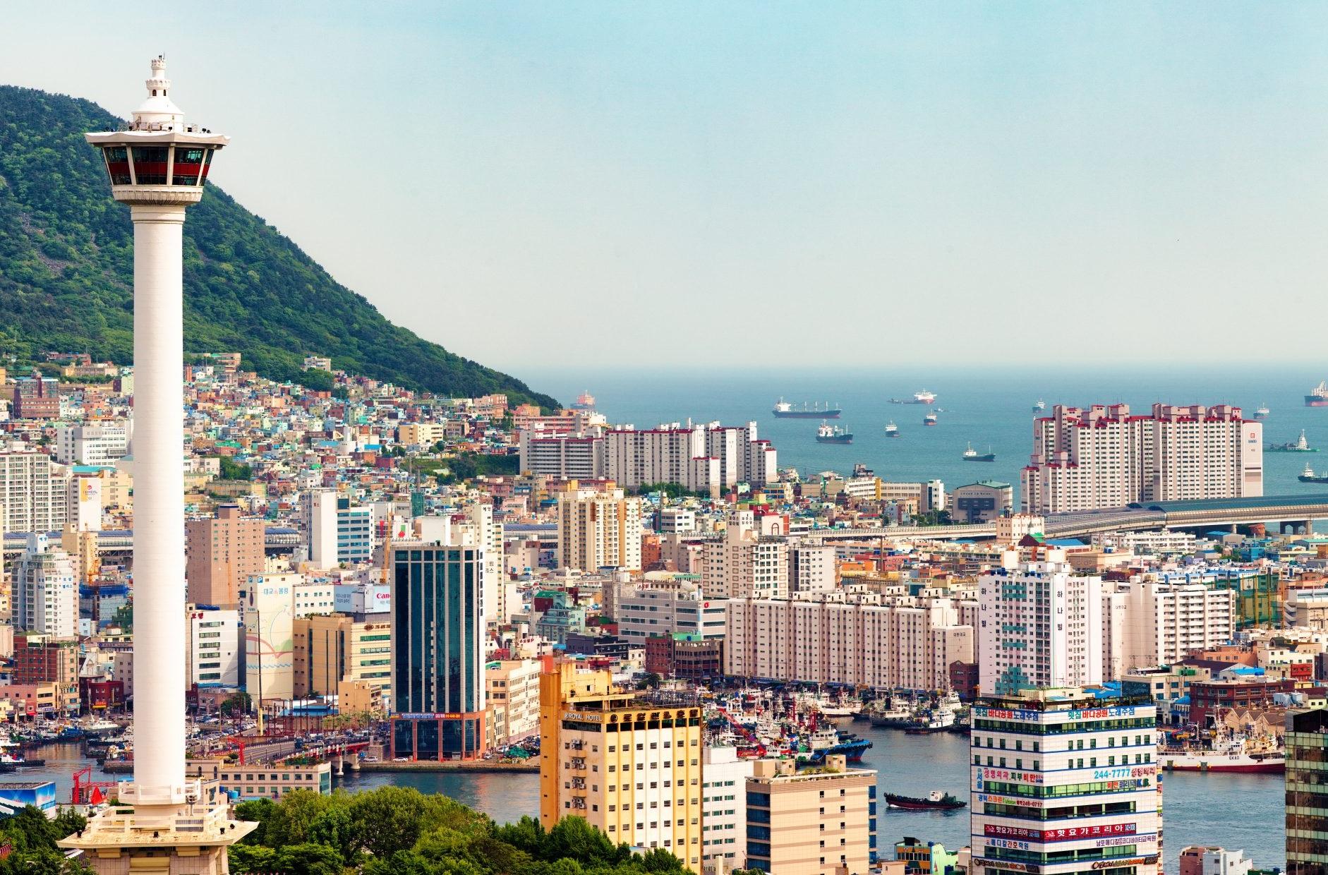 釜山(韓国)